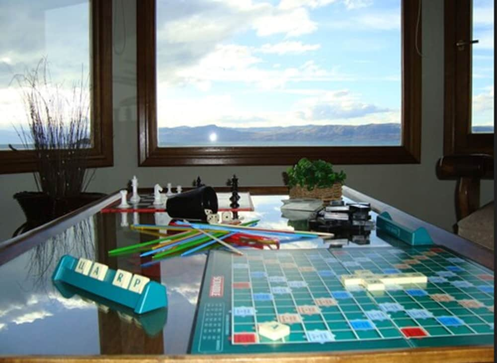 Game Room, Las Dunas Hotel