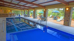 Piscina interna