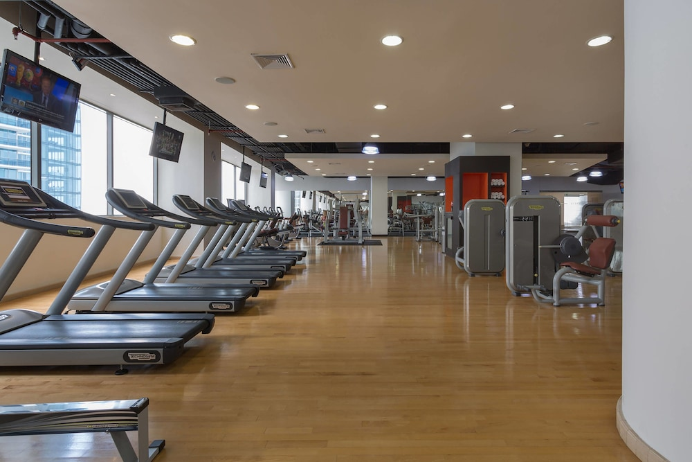 Gym, JW Marriott Panama