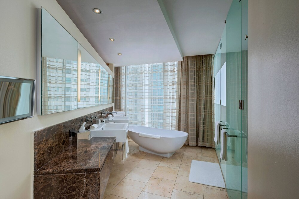 Bathroom, JW Marriott Panama