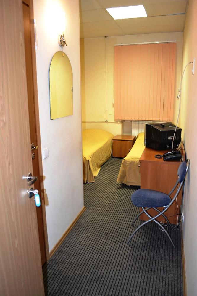 Pavlov S Hotel Room