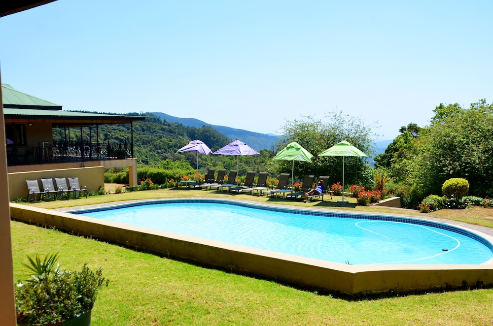 Outdoor Pool, Magoebaskloof Hotel
