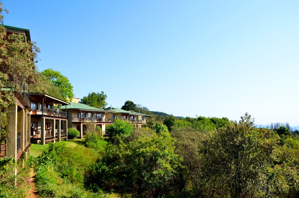 Property Grounds, Magoebaskloof Hotel