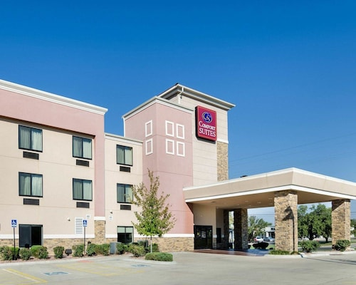 Great Place to stay Comfort Suites Topeka near Topeka