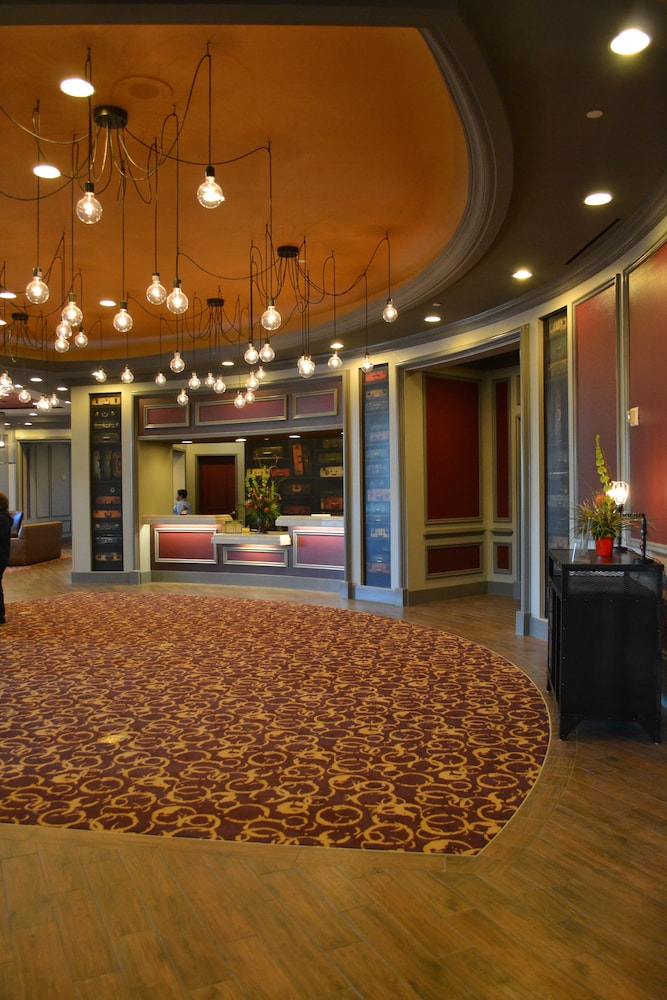 Reception, Isle of Capri Casino Hotel Lake Charles