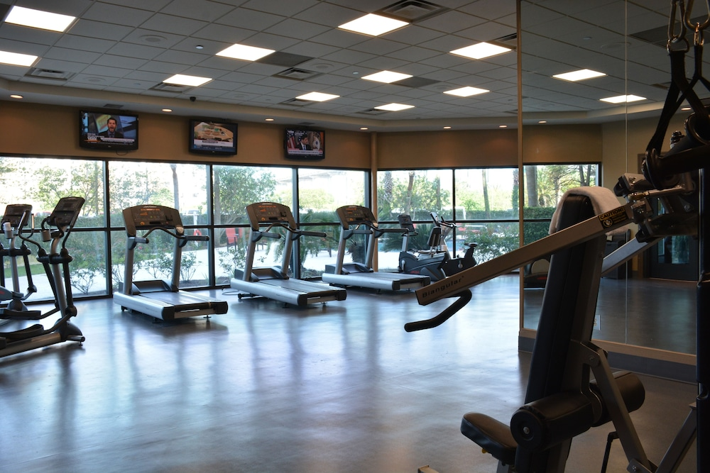 Fitness Facility, Isle of Capri Casino Hotel Lake Charles