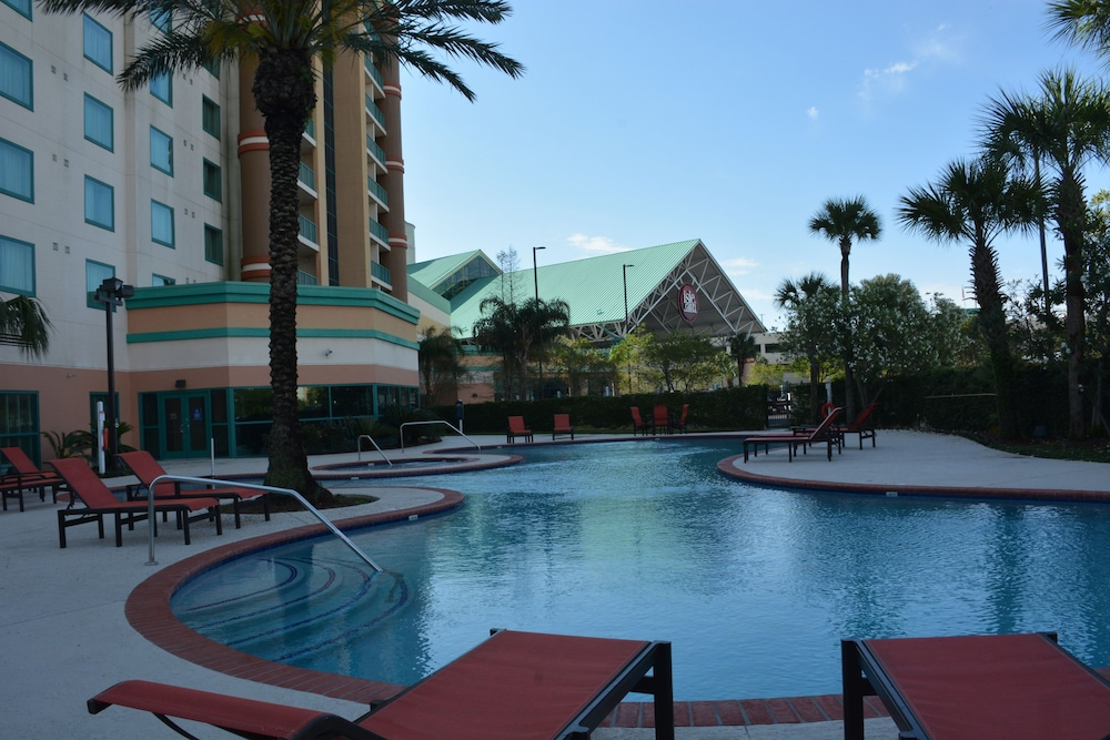 Outdoor Pool, Isle of Capri Casino Hotel Lake Charles