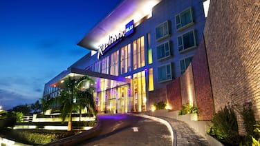 Radisson Blu Anchorage Hotel, Lagos, V.I.