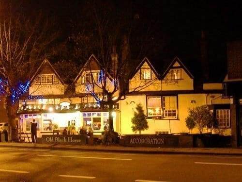 The Old Black Horse - Inn