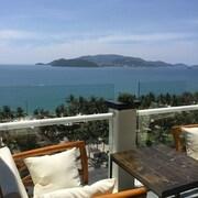 ホテルからの眺望