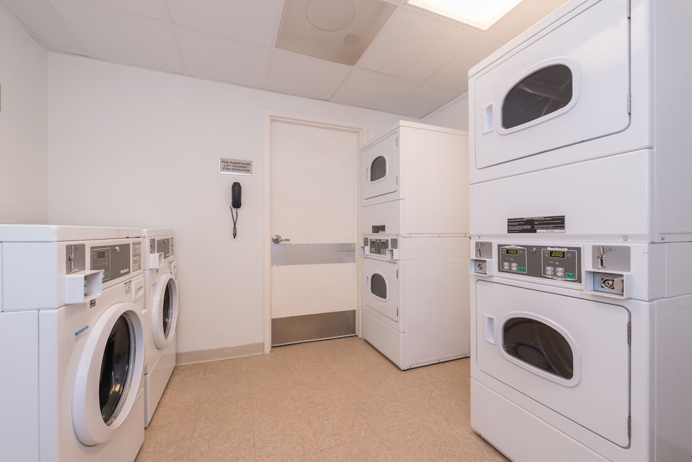 Laundry Room, SpringHill Suites Huntsville Downtown