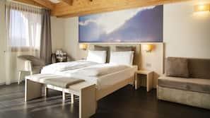 In-room safe, desk, cribs/infant beds, free WiFi