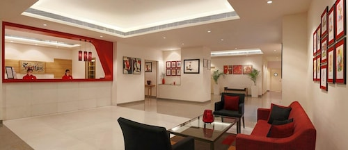 Red Fox Hotel, HITEC City, Hyderabad
