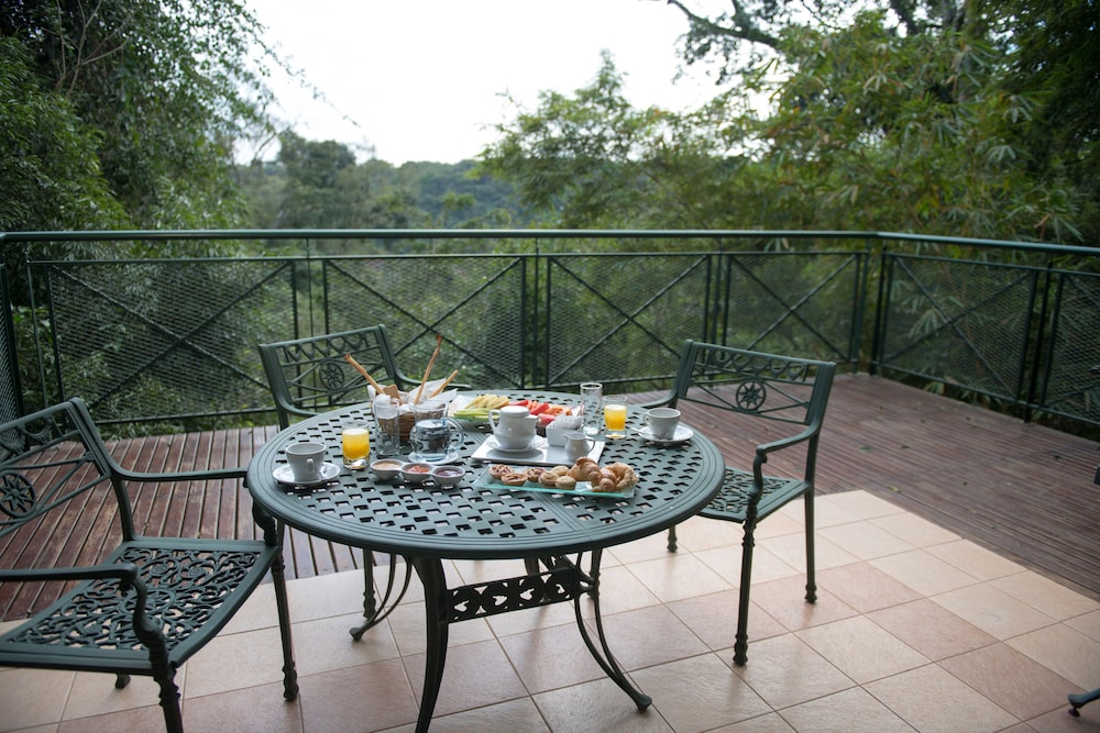 Balcony, Iguazú Jungle Lodge