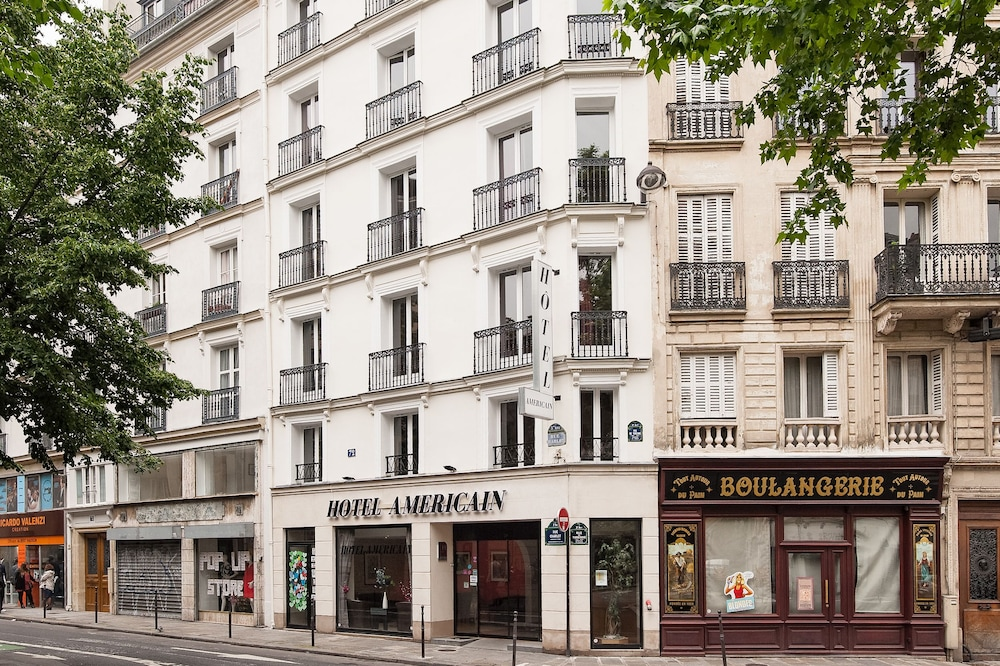 Book hotel americain paris hotel deals for Deal hotel paris
