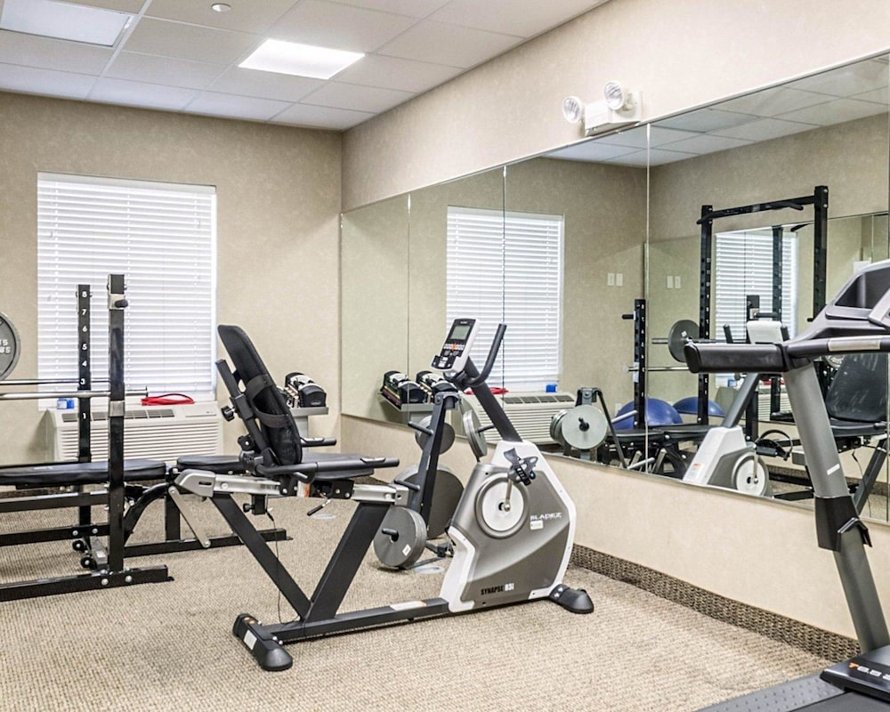 Fitness Facility, MainStay Suites