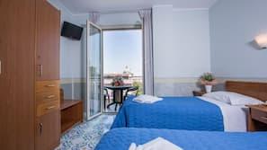 1 dormitorio, sábanas italianas Frette, caja fuerte y wifi gratis
