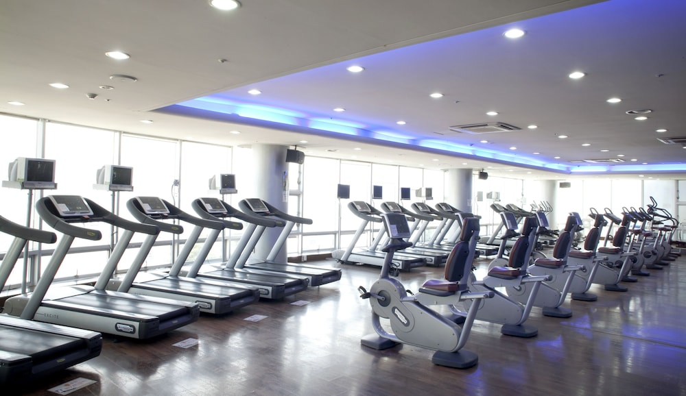 Fitness Facility, Homers Hotel