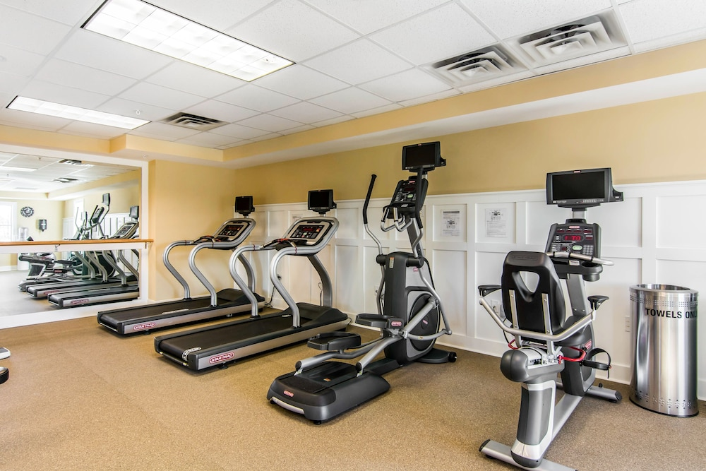 Fitness Facility, Bluegreen Parkside Williamsburg Ascend Resort Collection