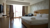 Business Double Room, 1 King Bed, Ensuite, City View