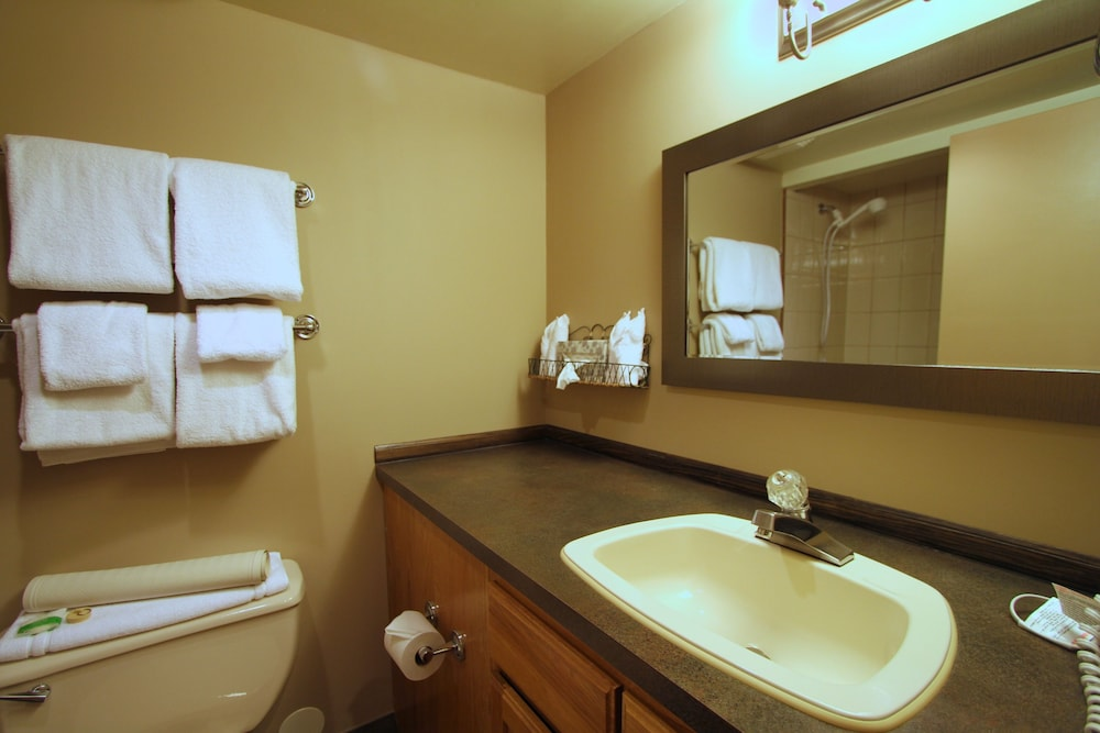 Bathroom Sink, Clock Tower Resort