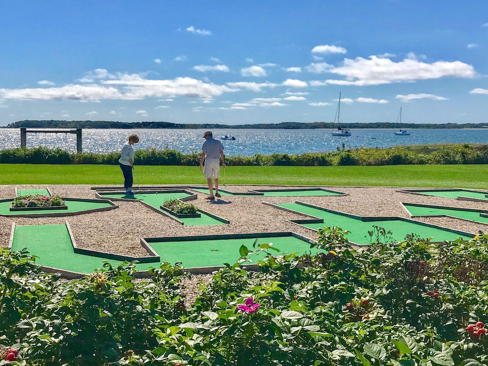 Mini-Golf, Green Harbor Resort