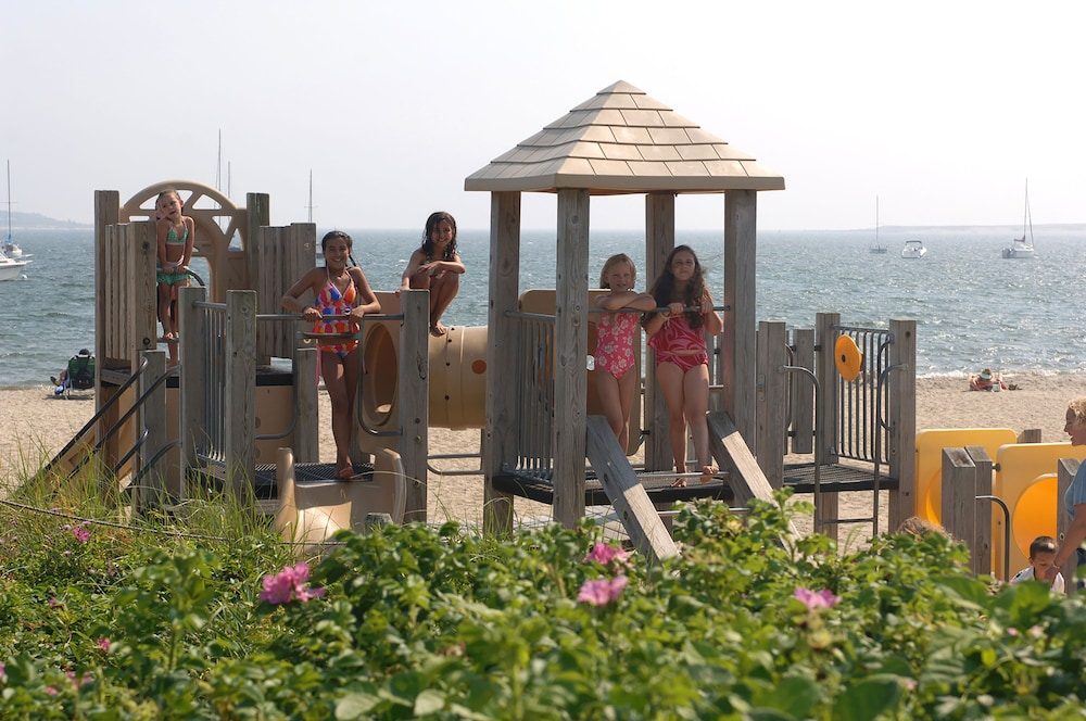Children's Play Area - Outdoor, Green Harbor Resort