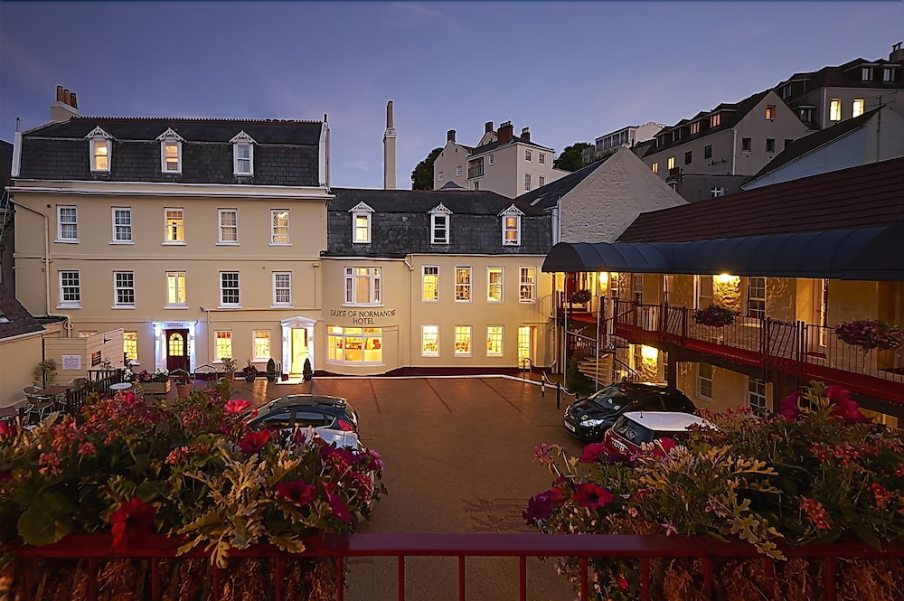 Duke Of Normandie Hotel St Peter Port