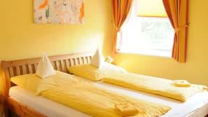 Allergikerbettwaren, individuell eingerichtet, Bügeleisen/Bügelbrett