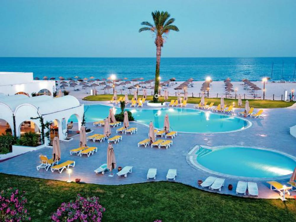 Hotel hammamet all inclusive pas cher for Hotels pas cher