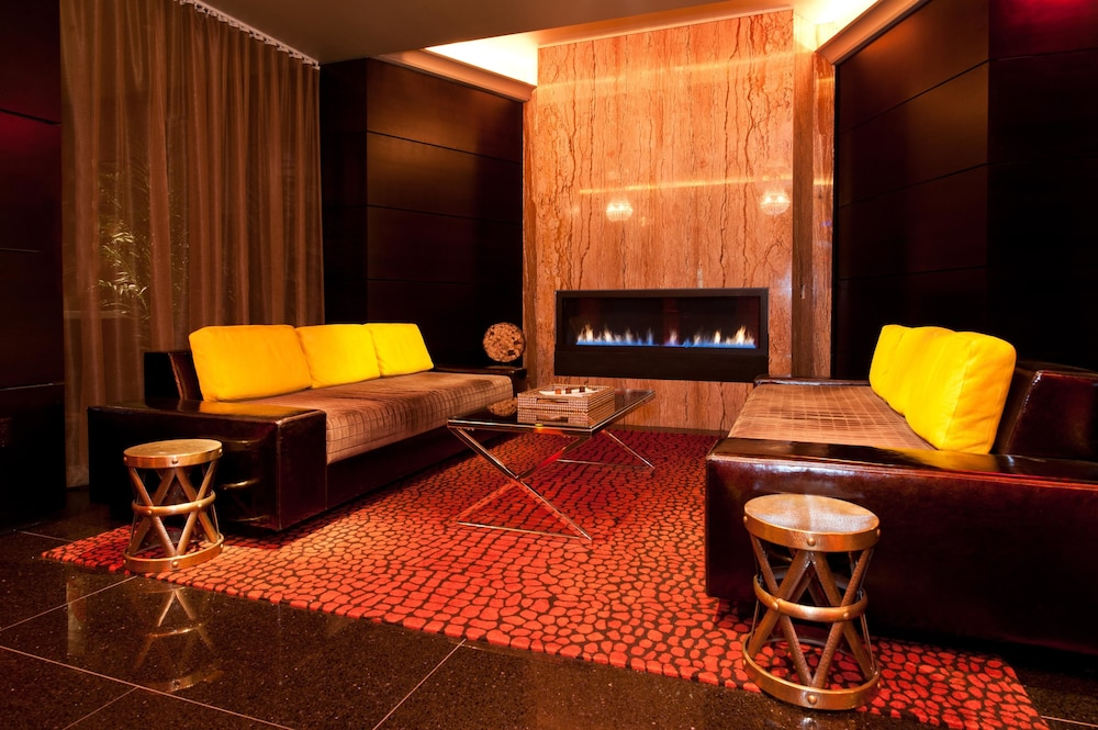 Lobby, Sanctuary Hotel New York