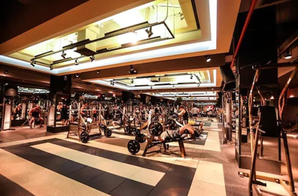 Gym, Sanctuary Hotel New York