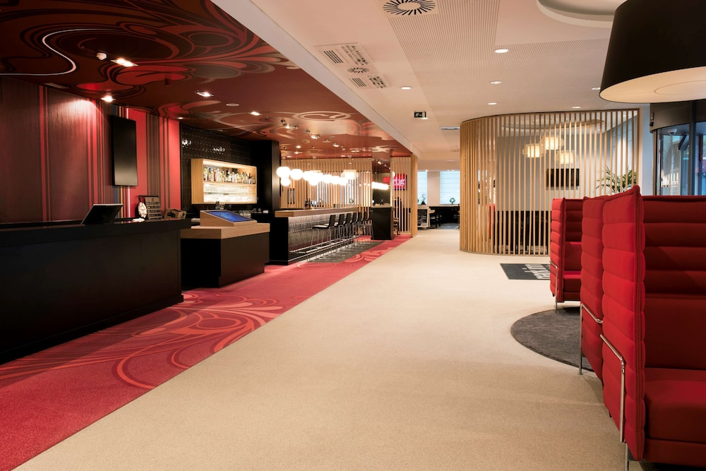 Lobby, Park Inn by Radisson Brussels Midi