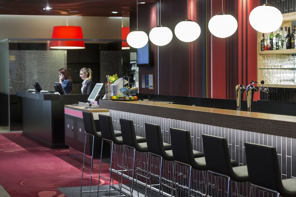 Reception, Park Inn by Radisson Brussels Midi