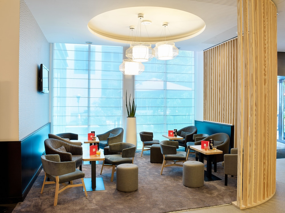 Interior, Park Inn by Radisson Brussels Midi
