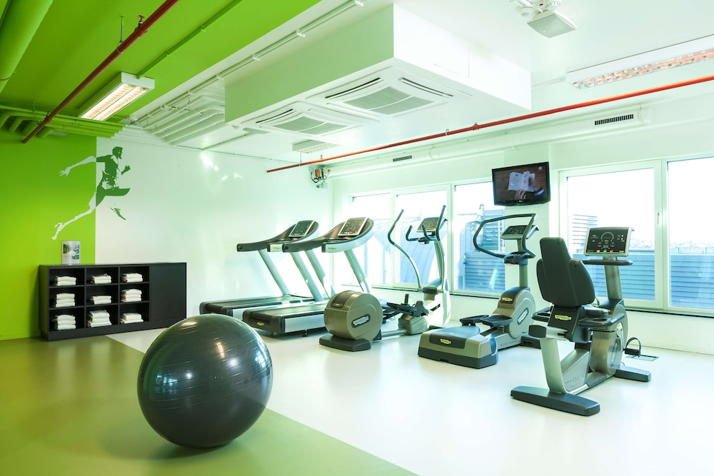 Fitness Facility, Park Inn by Radisson Brussels Midi