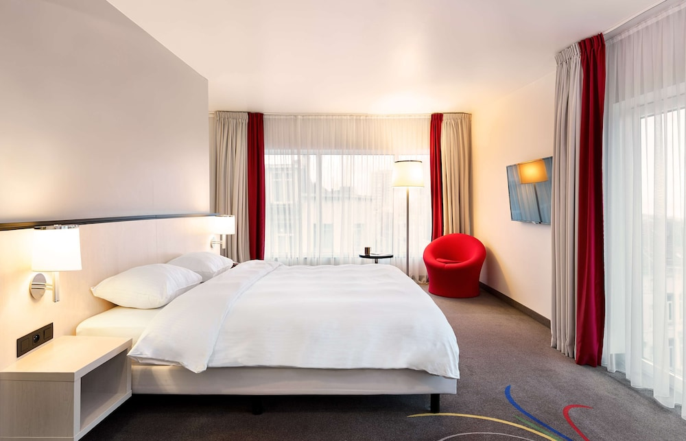 Room, Park Inn by Radisson Brussels Midi