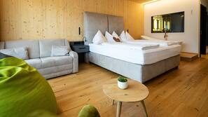 Zimmersafe, kostenloses WLAN
