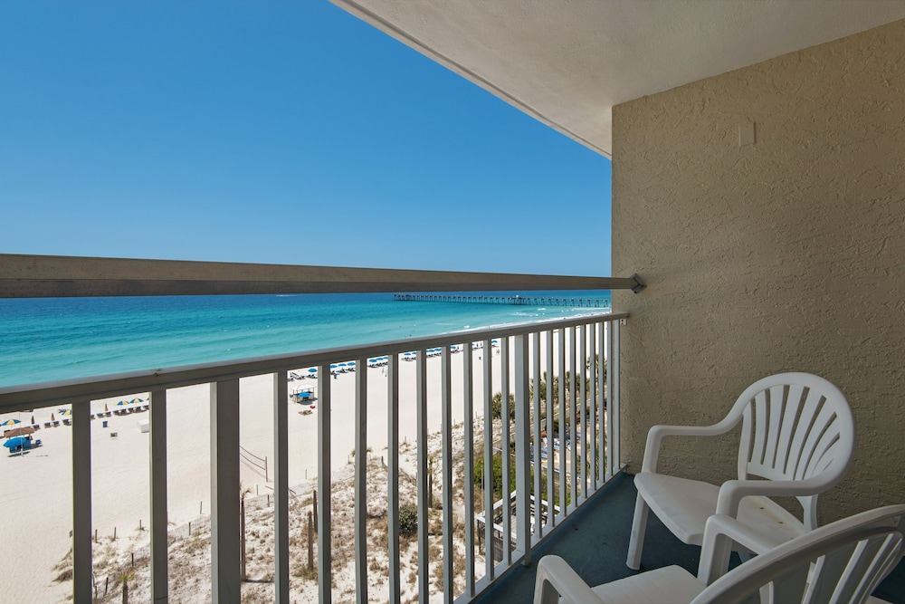 Featured Image, Beach Tower By The Sea