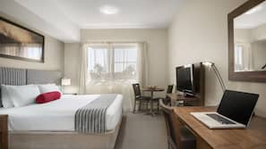In-room safe, iron/ironing board, WiFi, wheelchair access