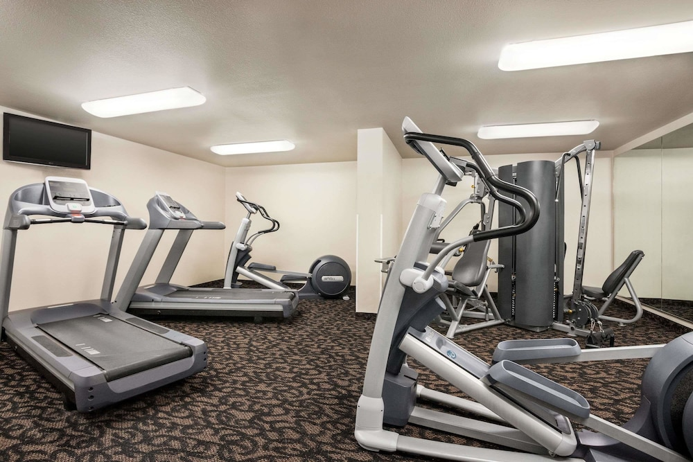 Fitness Facility, Travelodge by Wyndham McAlester