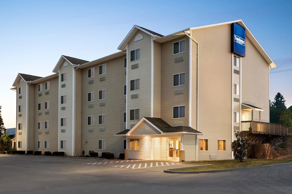 Exterior, Travelodge by Wyndham McAlester