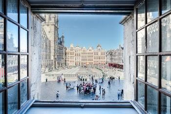 ブリュッセルでグランプラスに徒歩圏内のおすすめホテルを教えてください。