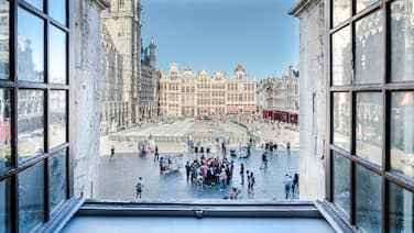 Hotel Le Quinze Grand Place Brussels