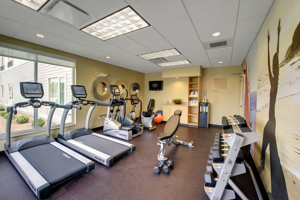 Fitness Facility, TownePlace Suites Providence North Kingstown