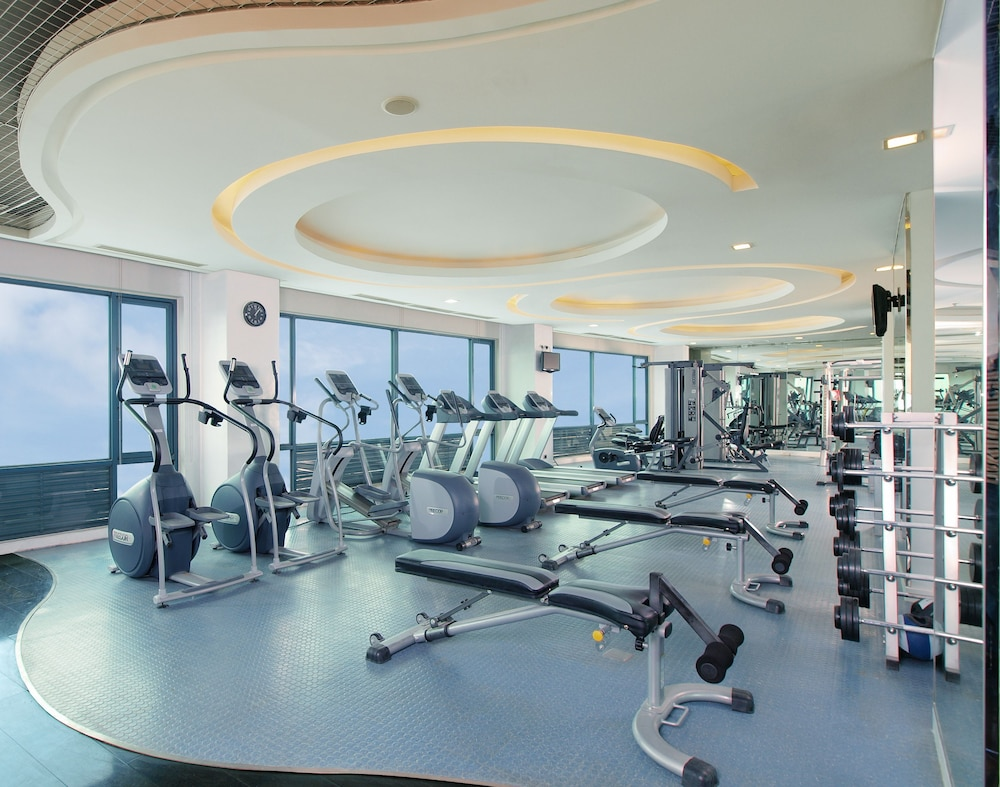 Gym, Eastwood Richmonde Hotel