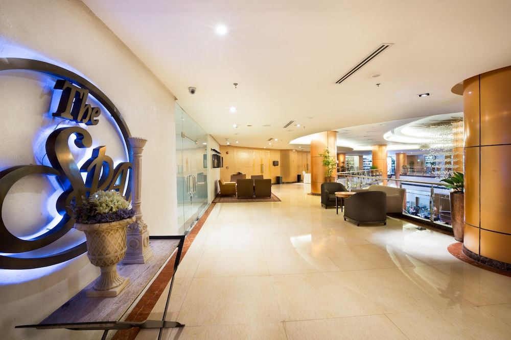 Spa Reception, Eastwood Richmonde Hotel