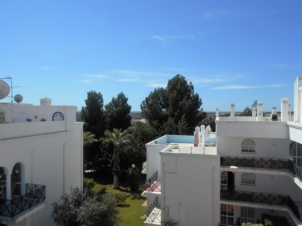 View from Property, Tavira Garden