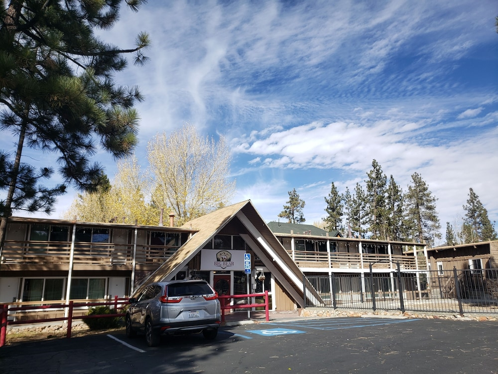 Featured Image, Big Bear Inn