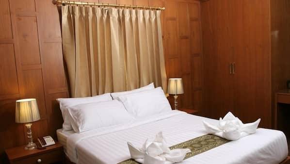 มินิบาร์, เตียงเสริม (คิดค่าบริการ), บริการ WiFi ฟรี